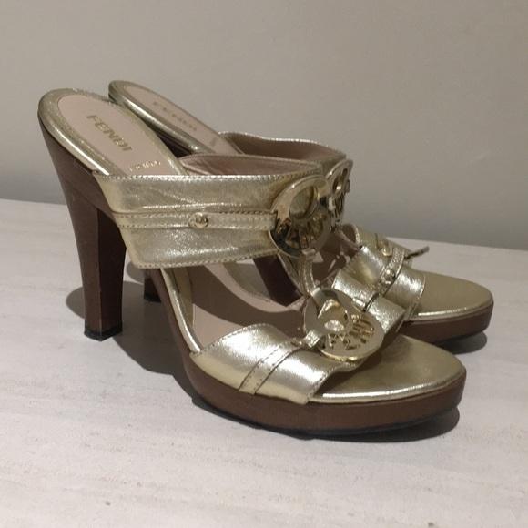 4d9a9ad29f5 Fendi Shoes - Fendi High Heels
